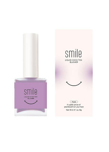 Miniso Smile Longwear Liquid Blush (04 Purple) 200436421