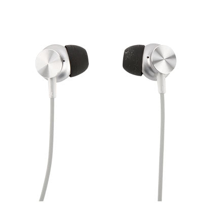 Miniso CD Pattern Hi-fi In-ear Phone (Grey) 500006991
