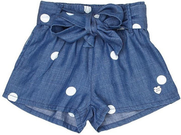 Pepe Jeans Elsana Ip PG800692B29 LT WASH Walkshort Young Girls