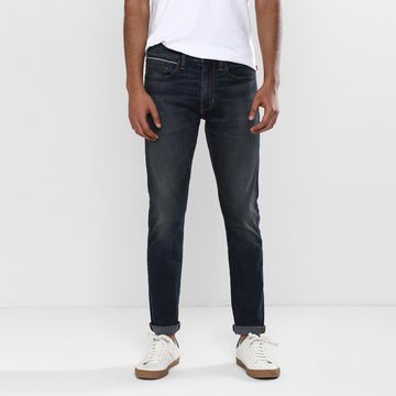 LEVIS 512 SLIM TAPERED FIT 16046-0005 DENIM PANT (JEANS) (M)
