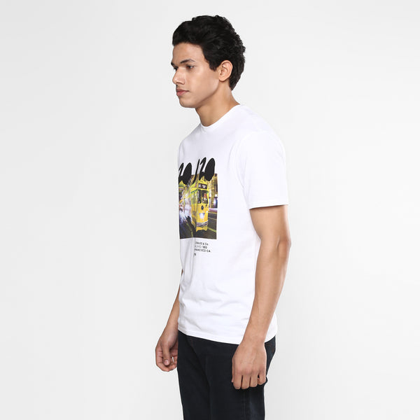 Levi's Graphic Tee 16960-0393 T-Shirt Short Sleeve (M)