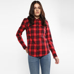 Levi's Western Shirt 19866-0034 Shirt Long Sleeve (W)