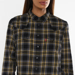 Levi's Western Shirt 19866-0041 Shirt Long Sleeve (W)