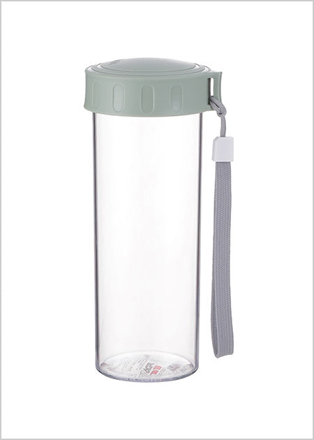 Miniso Classic Plastic Water Bottle 480ml (Green) 2007004714108