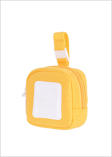 Miniso Coin Purse (Yellow) 2007017310106