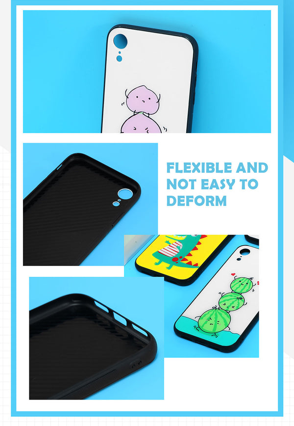 Miniso Phone Case for iPhone XR 2007080610103