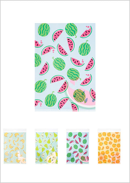Miniso Fruit Series- File Folder 2007107210101