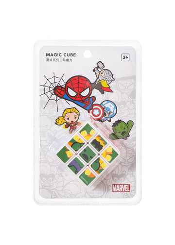 Miniso MARVEL 3x3 Magic Cube 2007116210109
