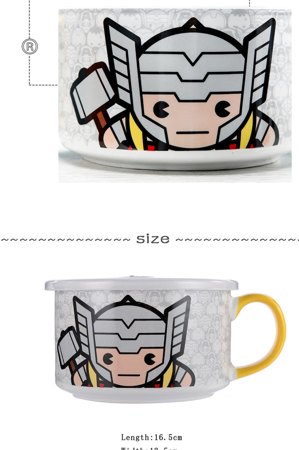 Miniso MARVEL- Bowl 650ml,Thor 2007144112109