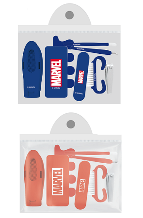 Miniso Marvel Manicure Kit 2007145110104