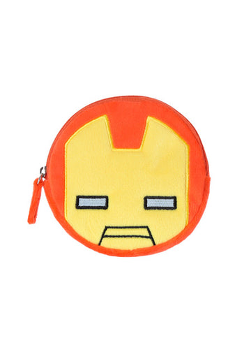 Miniso MARVEL-Coin Purse,Iron Man 2007162610106