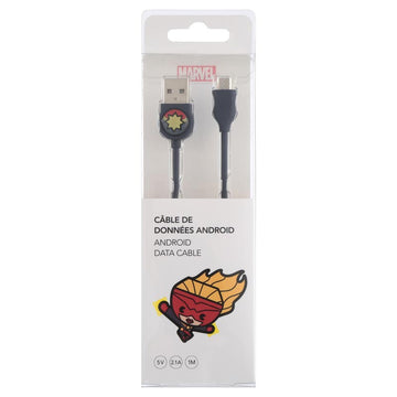 Miniso MARVEL Android Data Cable 2007168811101