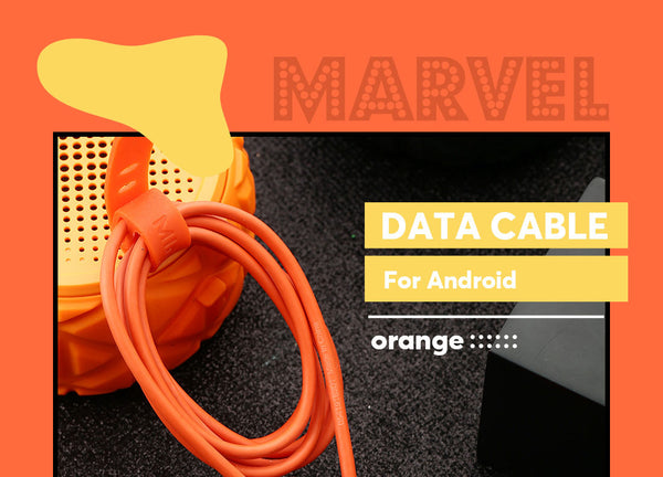 Miniso MARVEL Android Data Cable 2007168812108