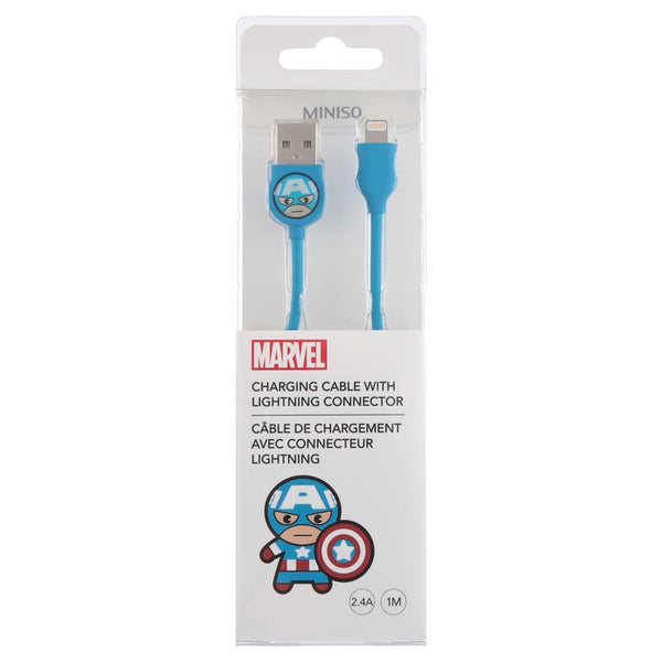 Miniso MARVEL Charging Cable with Lightning Connector 2007171213107