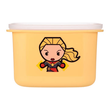 Miniso MARVEL Bento Box,Captain Marvel 2007235711105