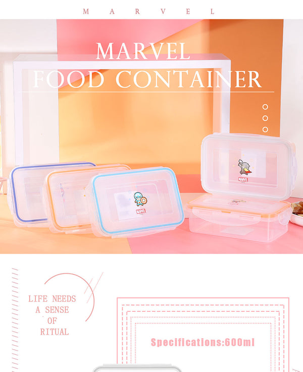 Miniso MARVEL Food Container 2007235910102