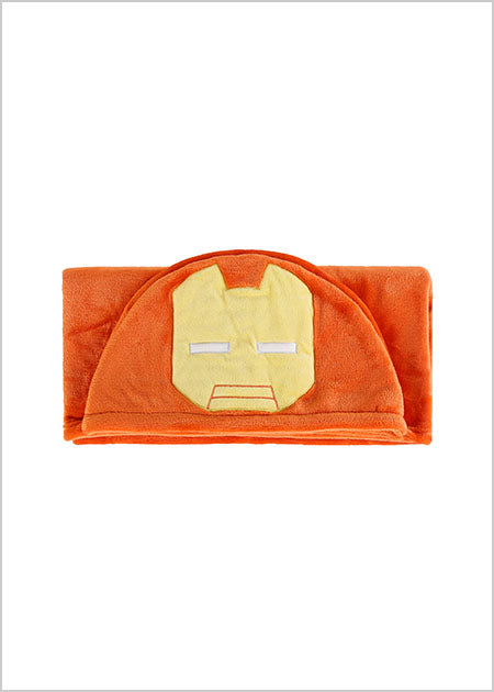 Miniso Marvel-Wash Cloth,Iron Man 2007236512107