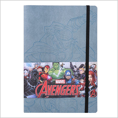 Miniso Marvel PU Memo Book-Thor (Large) 2007237711103