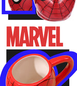 Miniso Marvel Collection Ceramic Mug, Spider-Man 2007238112107