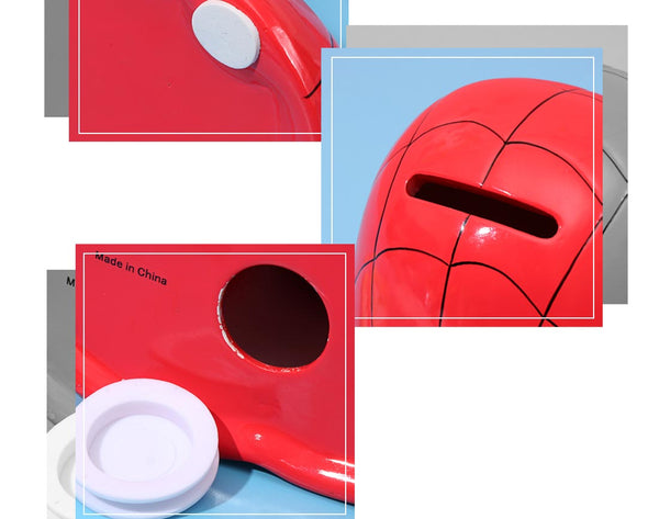 Miniso Marvel Collection Coin Bank, Spider-Man 2007238210100