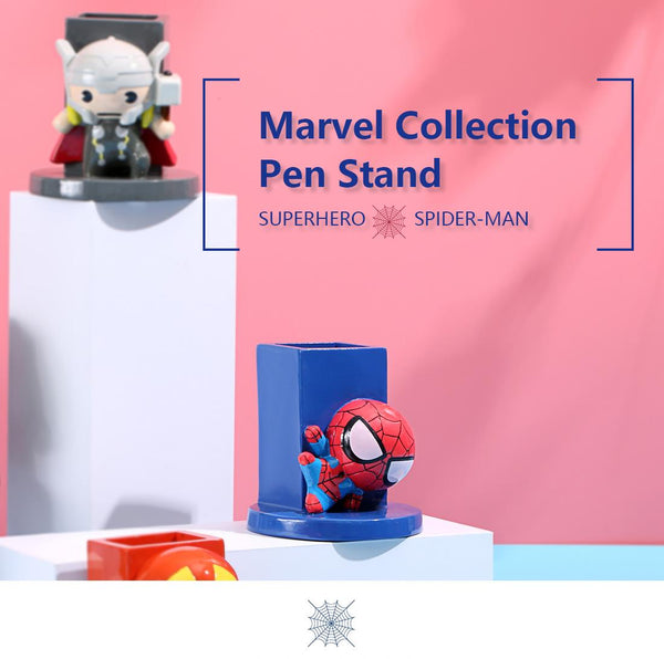 Miniso Marvel Collection Pen Stand, Spider-Man 2007238712109