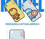 Miniso MARVEL Phone Case for iPhone XR 2007244211108
