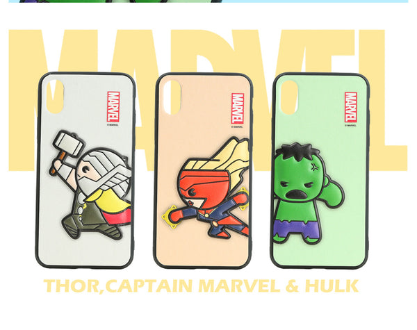 Miniso MARVEL Phone Case for iPhone XS Max 2007244311105