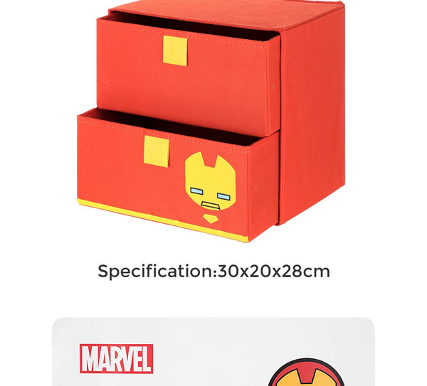 Miniso MARVEL  Storage Organizer,Iron Man 2007246010105