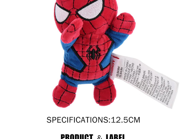Miniso Marvel Plush Fridge Magnet-Spider-Man 2007270210106
