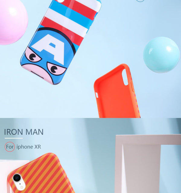 Miniso MARVEL Phone Case for iPhone XR 2007281111102