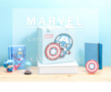 Miniso Marvel Gift Box-Captain America 2007285011101