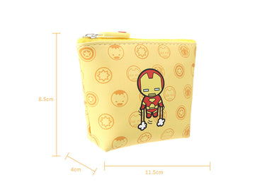 Miniso MARVEL Coin Purse (Yellow) 2007290310107