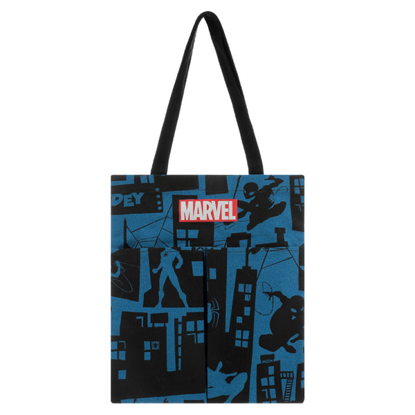 Miniso MARVEL Shoulder Bag,Blue 2007290811109