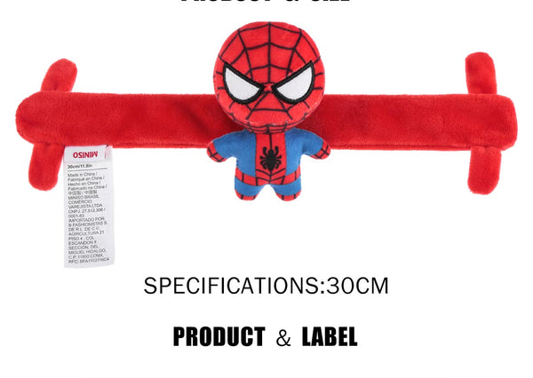Miniso Marvel Slap Wristband-Spider-Man 2007291910108