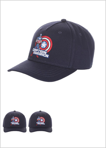 Miniso MARVEL--baseball cap(Captain America) 2007295410109