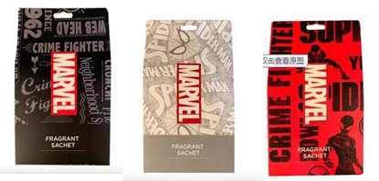 Miniso MARVEL-Sachet,Vetiver,White 2007304412124