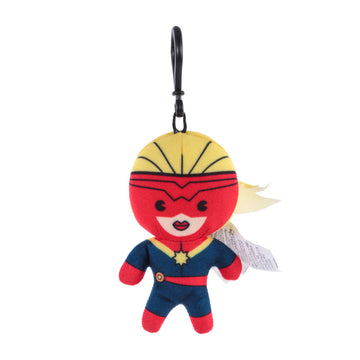 Miniso Marvel Plush Pendant,Captain Marvel 2007319615107