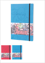 Miniso Marvel PU Memo Book-Captain America(Large) 2007320010106