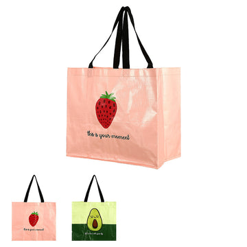 MINISO FRUIT WOVEN BAG 2008057810106 GIFT BAG/GIFT BOX