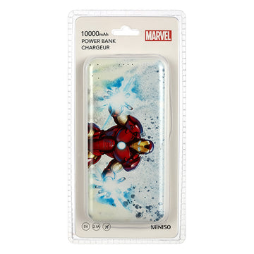 MINISO MARVEL COLLECTION POWER BANK (IRON MAN) 2008091410102 POWER BANK