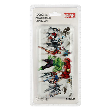 MINISO MARVEL COLLECTION POWER BANK (MULTIPLE FIGURES) 2008091415107 POWER BANK