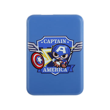 MINISO MARVEL COLLECTION 5000MAH POWER BANK(CAPTAIN AMERICA) 2008091511106 POWER BANK