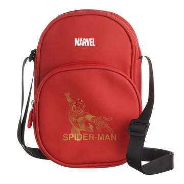 MINISO MARVEL COLLECTION CROSSBODY BAG(RED) 2008186310102 CROSSBODY BAG