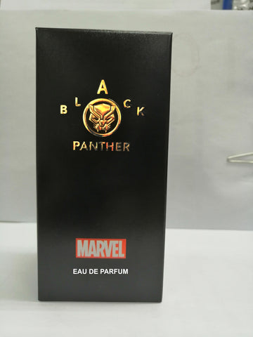 MINISO MARVEL COLLECTION-BLACK PANTHER MAGNETIC PERFUME 100ML 2008189710107 MEN'S PERFUME