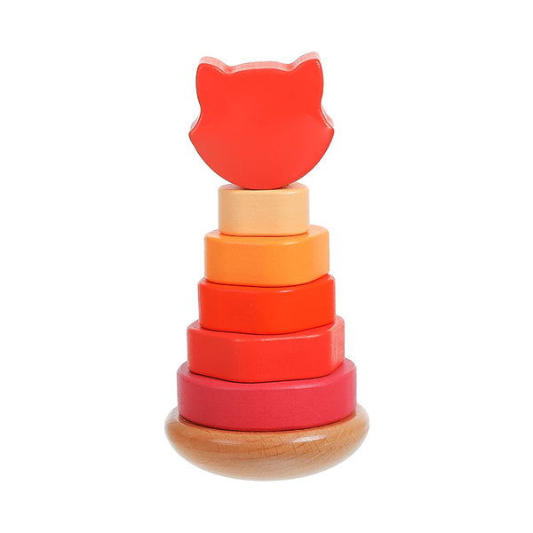 MINISO STACK TOWER TOY(FOX) 2008835411105 SPORT TOYS