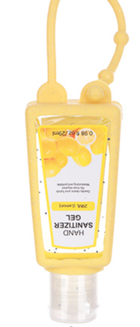 MINISO HAND SANITIZER GEL 29ML (LEMON) 2008870710102 HAND SOAP