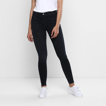 Levi's 720 Styled Denim High Rise Super Skinny Jeans 21245-0001 Denim Pant (Jeans) (W)