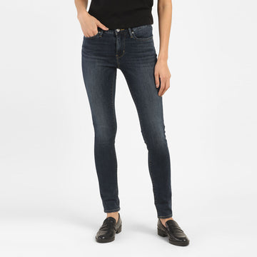 LEVIS 711_SKINNY FEEL IT STILL 21306-0385 DENIM PANT (JEANS) (W)