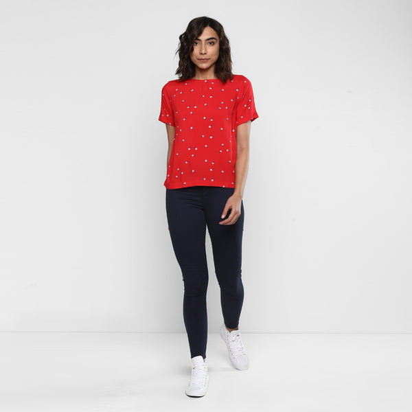 Levi's Styled Tee 22714-0006 T-Shirt Short Sleeve (W)