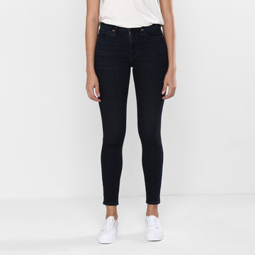 LEVIS 721 HIGH RISE SKINNY 24475-0069 DENIM PANT (JEANS) (W)